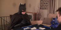 Batman (Atop the Fourth Wall)