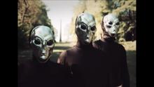 Japanese Doctor Who - Cybermen headshots