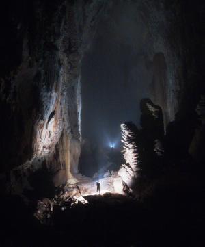 Ship-Wreck Grotto Exploration