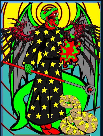 Omega-Serpent