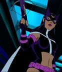 Huntress DCAU