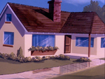 Captain Mystery's house