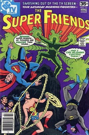 Super-friends 12 (cover)