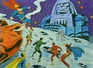 Darkseid...of the Moon