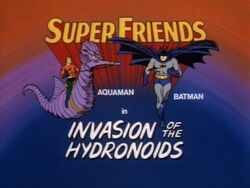 Invasion of the Hydronoids