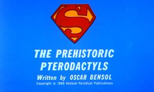 Prehistoricpterodactyllls