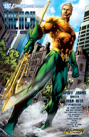 Aquaman issue 1 the trench