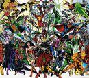 List of Justice League of America Members