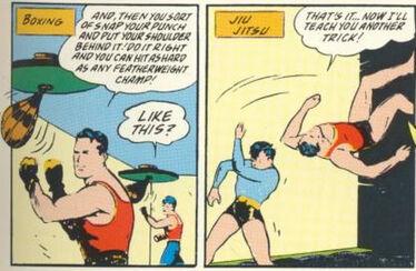 Robin's Training