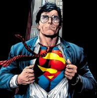 Superman is Clark Kent