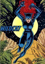 Wildcat Yolanda Montez