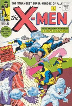 X-Men First Appearance