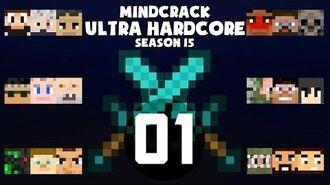 Mindcrack UHC Season 15 Episode 01 The Amazing Start
