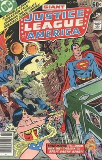 Justice League of America Vol 1 155