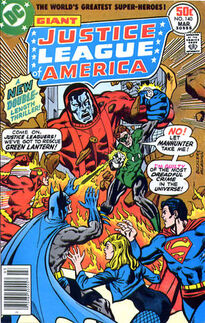Justice League of America Vol 1 140