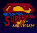 Superman 50th Anniversary
