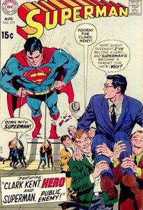 Superman Vol 1 219
