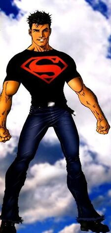 Superboy Kon-El
