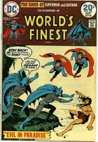 World's Finest Comics 222