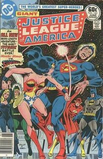 Justice League of America Vol 1 143