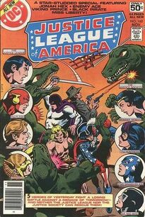 Justice League of America Vol 1 160