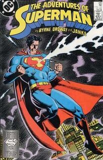 The Adventures of Superman 440