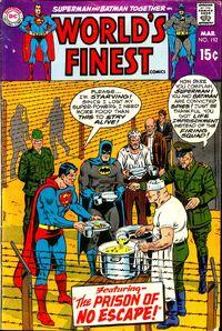 World's Finest Comics 192