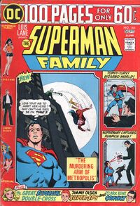 Superman Family 166