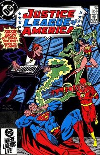 Justice League of America Vol 1 237