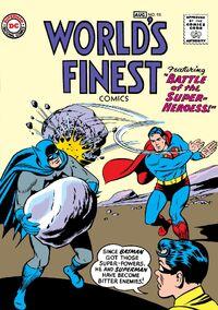 World's Finest Comics 095