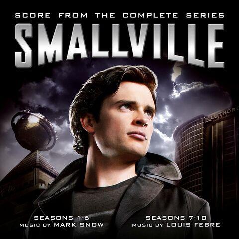 File:SMALLVILLE The Complete Score.jpg