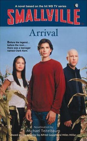 Smallville YA novel 01 Arrival