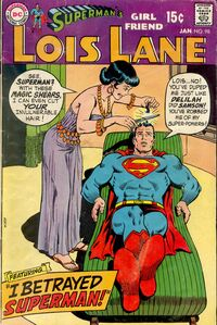 Supermans Girlfriend Lois Lane 098