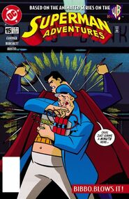 Superman Adventures 15