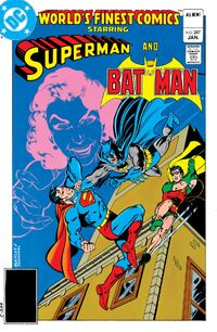 World's Finest Comics 287