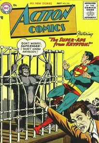 Action Comics Issue 218