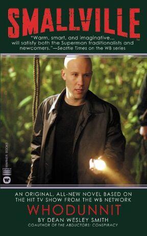 Smallville novel 04 Whodunnit