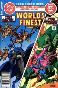 World's Finest Comics 282