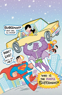 Superman Family Adventures 05