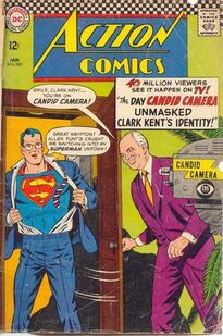 Action Comics Issue 345