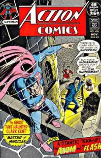 Action Comics Issue 406