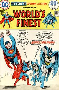 World's Finest Comics 221