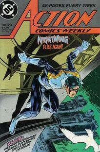 Action Comics Weekly 613