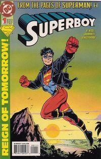 Superboy 1994 01