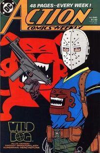 Action Comics Weekly 640