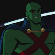 Martian Manhunter - Batman The Brave and the Bold