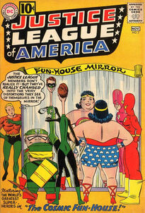 Justice League of America Vol 1 7