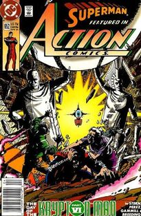 Action Comics Issue 652