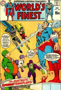 World's Finest Comics 190