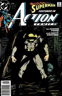 Action Comics Issue 644